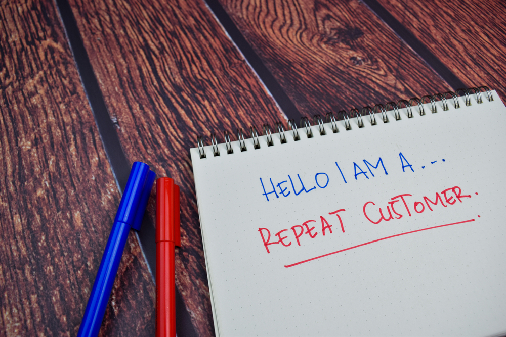 5 Tips for Turning First-Time Customers into Repeat Customers | Davis Thorpe & Associates