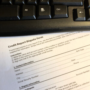 3 Steps to Fixing Errors On Your Credit Report | Davis Thorpe & Associates